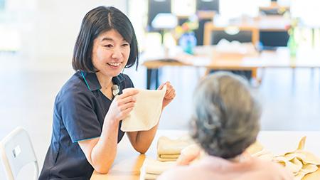 介護職員の業務内容