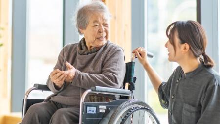 看護補助の業務内容